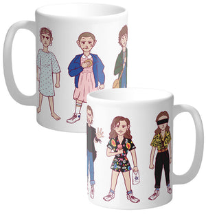 Evolution of Eleven Mug - Femfetti