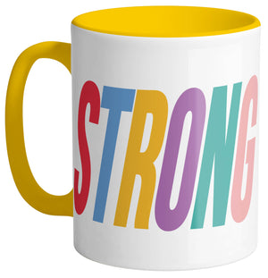 Strong Mug - Femfetti