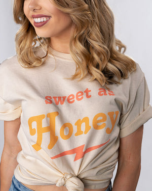 Sweet As Honey Shirt - Femfetti
