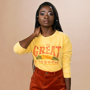 Great Outdoors Long Sleeve - Femfetti