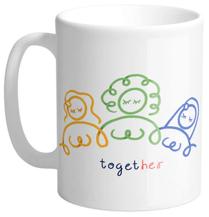 Together Mug - Femfetti