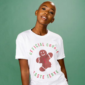 Official Cookie Taste Tester Shirt - Femfetti