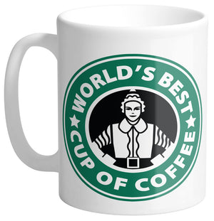 World's Best Coffee Mug - Femfetti