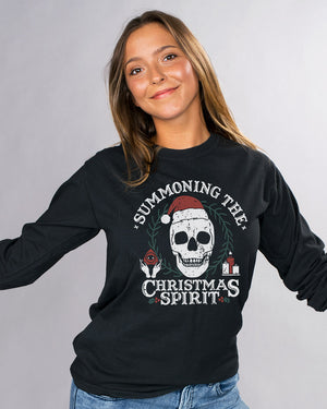 Summoning Christmas Long Sleeve