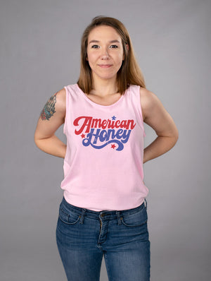 American Honey Unisex Tank Top