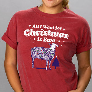 Ewe For Christmas Shirt