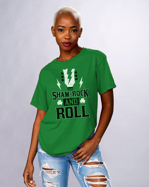 Shamrock and Roll Shirt
