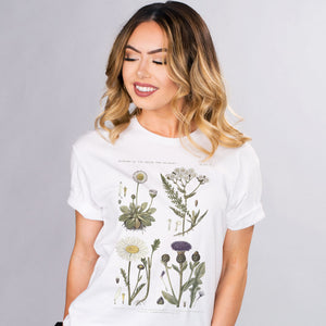 Field of Flowers Shirt - Femfetti