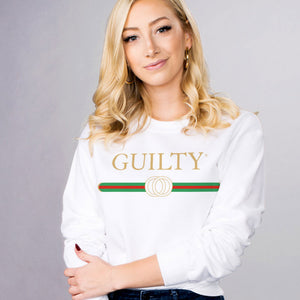 Guilty Sweatshirt - Femfetti