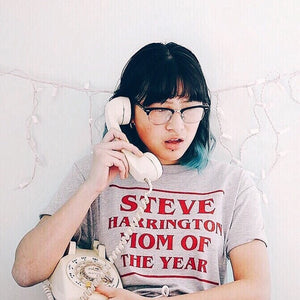 Steve Harrington Mom Of The Year Tee