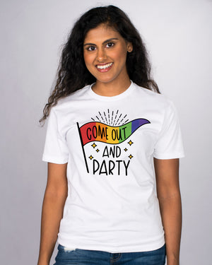 Come Out and Party Shirt