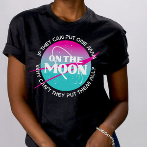 All Men on the Moon Shirt