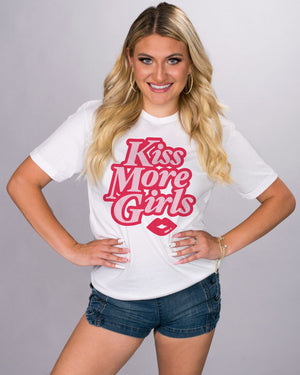 Kiss More Girls Shirt