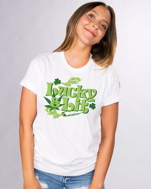 Lucky and Lit Shirt