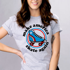 Make America Skate Again Shirt - Femfetti