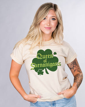 Queen of Shenanigans Shirt