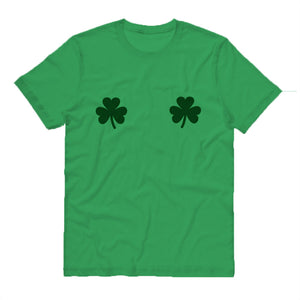 Shamrock Boobs Shirt - Femfetti