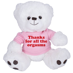 Thanks For The Orgasms Bear - Femfetti