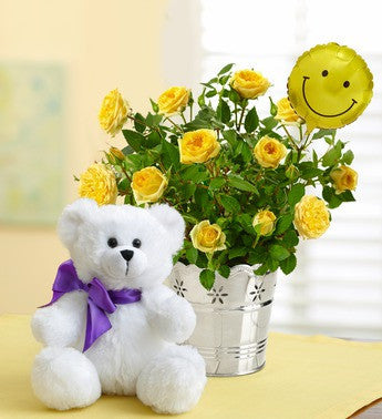Sunny Roses and Gifts Galore