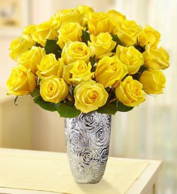 Bouquet of Golden Roses