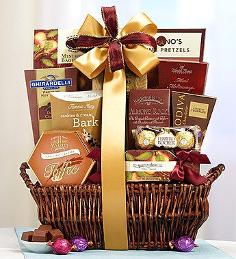 Florists Gift Basket