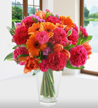 Pink and Orange Medley