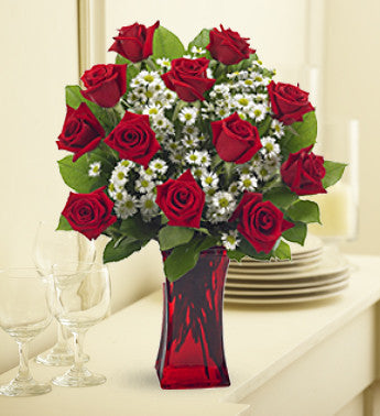 Red Roses of Romance