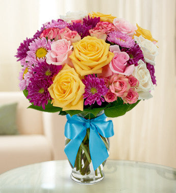 Classic Colorful Bouquet