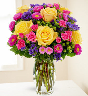 Colorful Bliss Bouquet