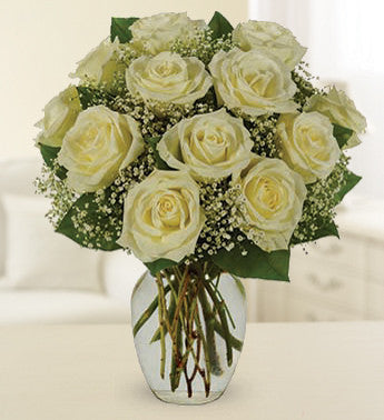 Vanilla Rose Bouquet