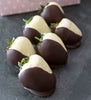Chocolate Dipped Strawberries (Dark/ White)