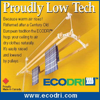 EcoDRI Hanging Clothes Dryer