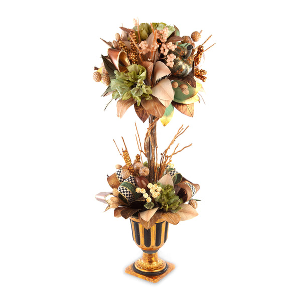 Mackenzie-Childs Autumn Naturals Tabletop Topiary