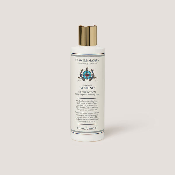 Caswell-Massey Centuries Almond Creme Body Lotion