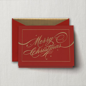 https://www.janeleslieco.com/products/crane-co-engraved-ribbon-flourish-merry-christmas-greeting-card