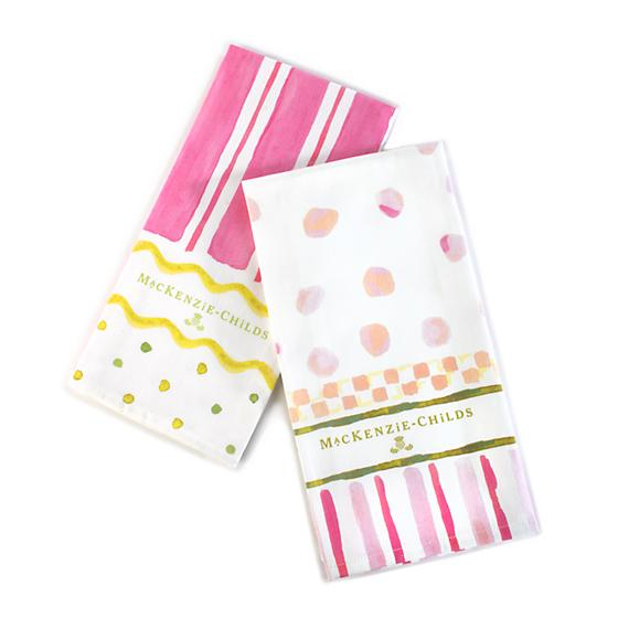https://www.janeleslieco.com/products/mackenzie-childs-easter-stripe-dot-dish-towels-set-of-2