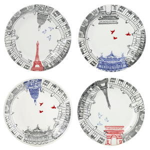 https://www.janeleslieco.com/products/gien-ca-cest-paris-4-dessert-plates-assorted