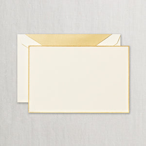 https://www.janeleslieco.com/products/crane-co-gold-bordered-ecruwhite-correspondence-card
