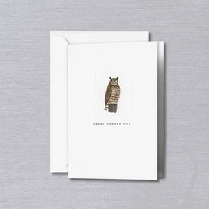 https://www.janeleslieco.com/products/crane-co-great-horned-owl-note-1