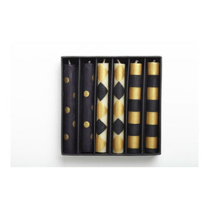 https://www.janeleslieco.com/products/mackenzie-childs-glow-ivory-black-gold-taper-set