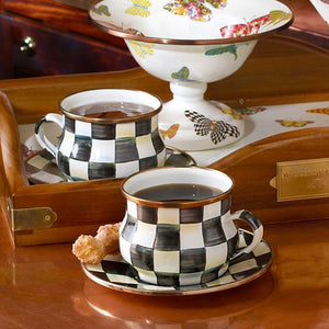 https://www.janeleslieco.com/products/mackenzie-childs-courtly-check-enamel-teacup