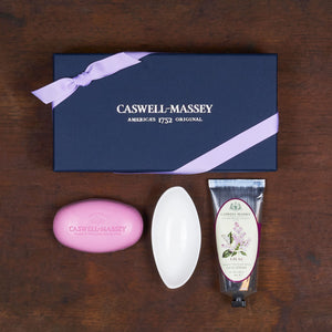 https://www.janeleslieco.com/products/caswell-massey-nybg-lilac-gift-set-with-porcelain-soap-dish