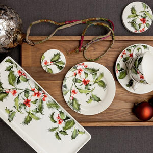 Gien Holly Dinnerware