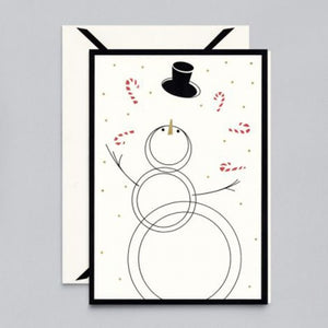 https://www.janeleslieco.com/products/crane-co-vera-wang-black-bordered-snowman-note-and-envelope