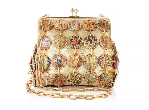 "Evening Crossbody Handbag <br> ""Savannah"""