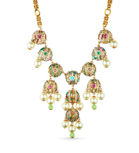 "Statement Necklace <br> ""Bella Donna"""