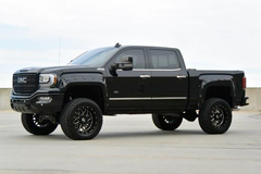 Do I want a Body Lift or a Suspension Lift for my Truck?