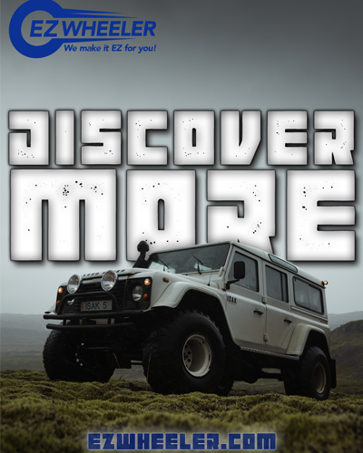 Discover More Jeep