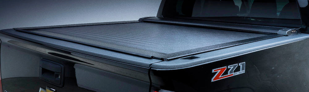 Tempo™ MT Retractable Tonneau Truck Cover Century