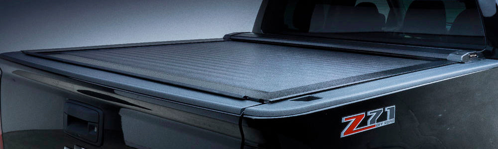 Tempo™ Retractable Tonneau Truck Cover Century